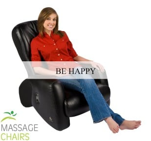 Massage Chairs bring Happiness