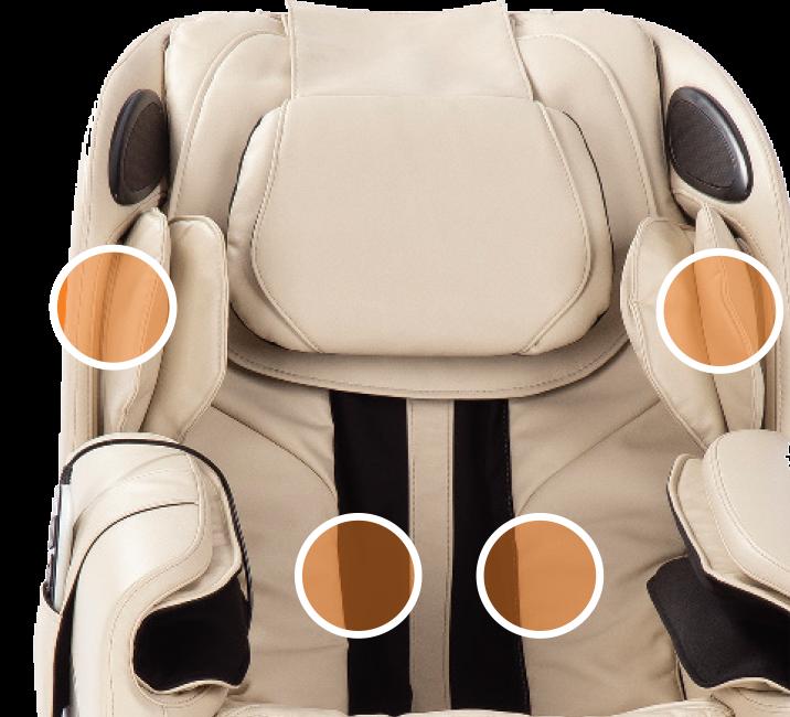 Cloud Touch HomeTech Massage Chair South Africa